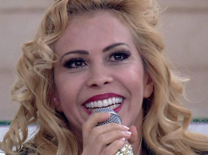 Joelma no Encontro com Fátima Bernardes