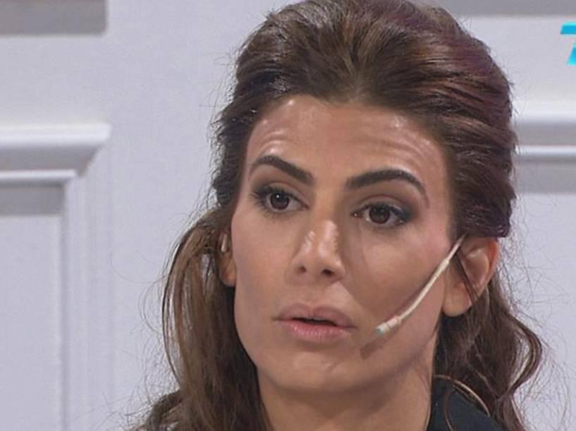 Juliana Awada, esposa do conservador Mauricio Macri