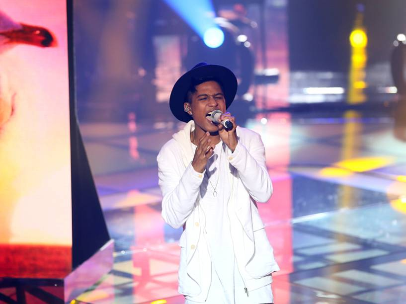 Junior Lord, do time de Carlinhos Brown, chegou a final do The Voice Brasil