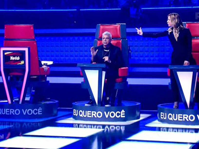 Jurados do The Voice Brasil