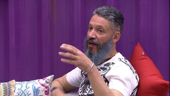 Laércio, participante do Big Brother Brasil 16