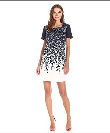 Nova marca de roupas da Amazon. Modelo Lark & Ro