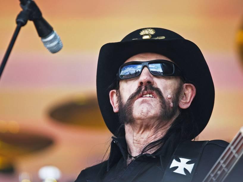 <p>Lemmy Kilmister, da banda Motörhead</p>