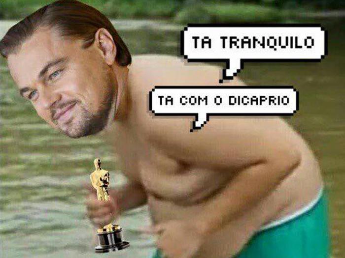 Agora que Leonardo Dicaprio, finalmente, ganhou um Oscar, por seu trabalho em O Regresso, tudo ficou tranquilo e favorável para os fãs do ator na internet