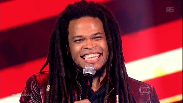 Leo Chaves no The Voice Brasil
