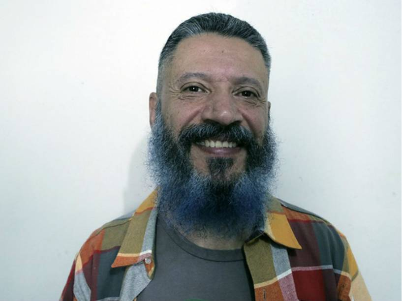 Laércio, do BBB16, tem 53 anos e é designer de tatuagem