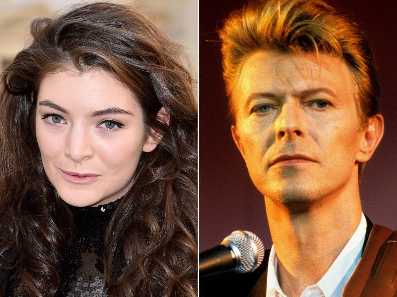 Lorde e David Bowie