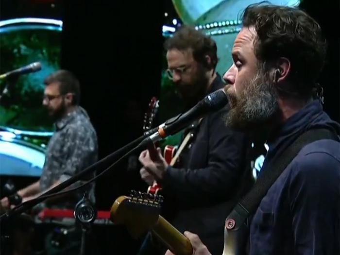Show da banda Los Hermanos no Anhembi, em São Paulo - 24/10/2015