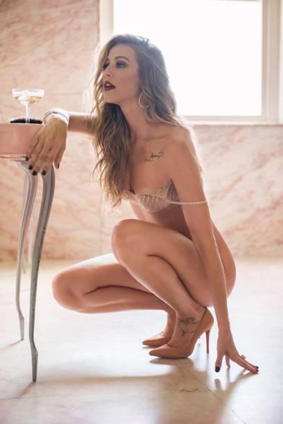 Foto do ensaio da Luana Piovani para a primeira edição da nova Playboy