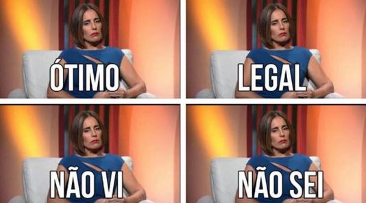 Na cobertura do Oscar na TV Globo, Gloria Pires teceu comentários vagos e limitados