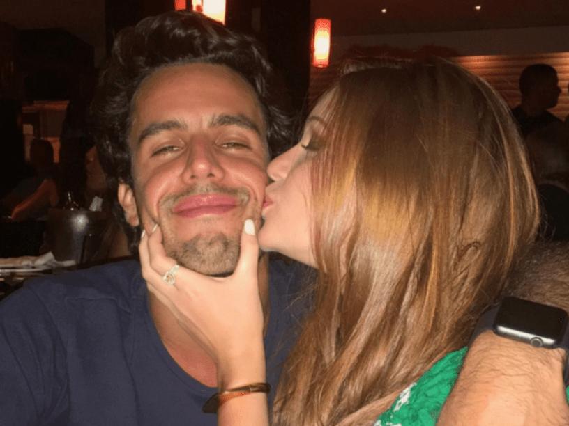 Marina Ruy Barbosa e o namorado, Xandinho Negrão