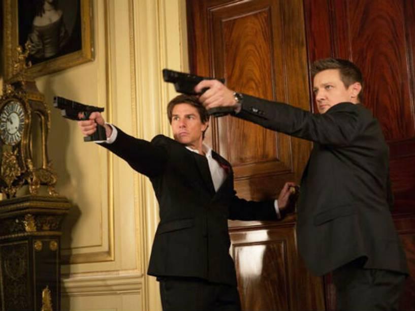 Cena do filme Missão: Impossível – Nação Secreta