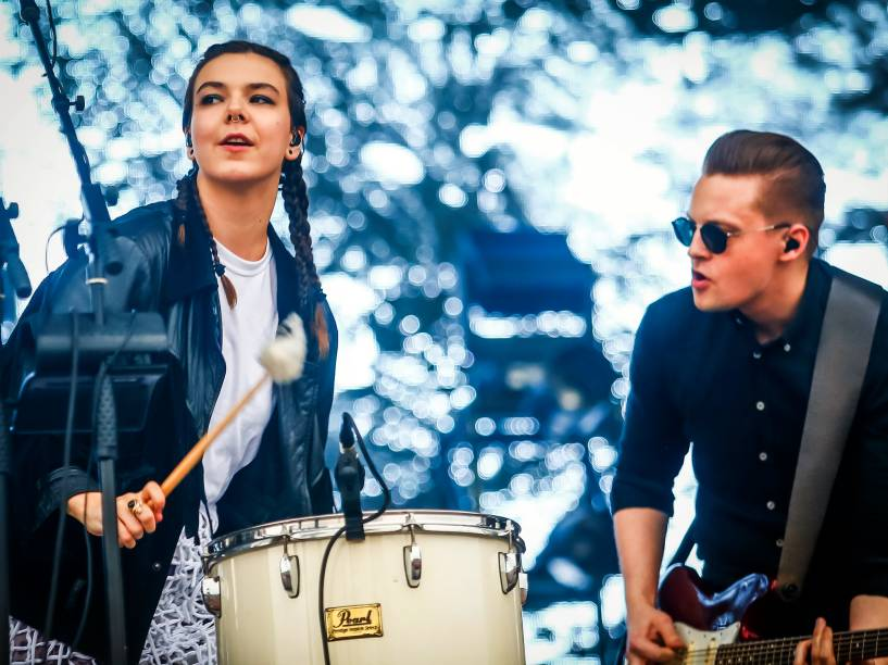 Of Monsters and Men no Lollapalooza 2016