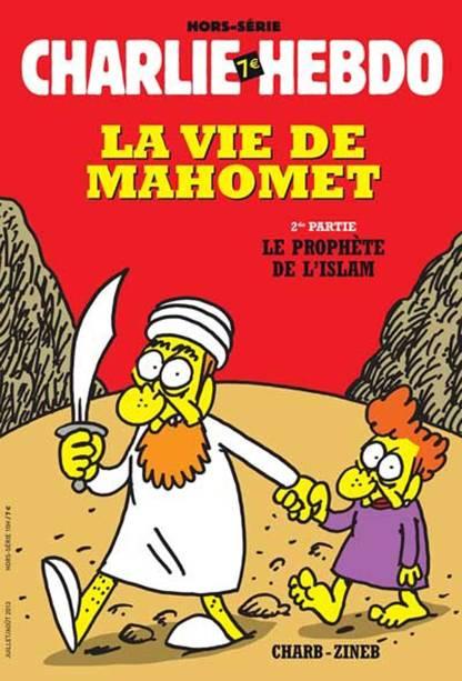 """""""A vida de Maomé - 2ª parte: a vida do profeta do Islã"""". dição faz parte de um especial que a revista fez sobre a vida de Maomé, em janeiro de 2013"""