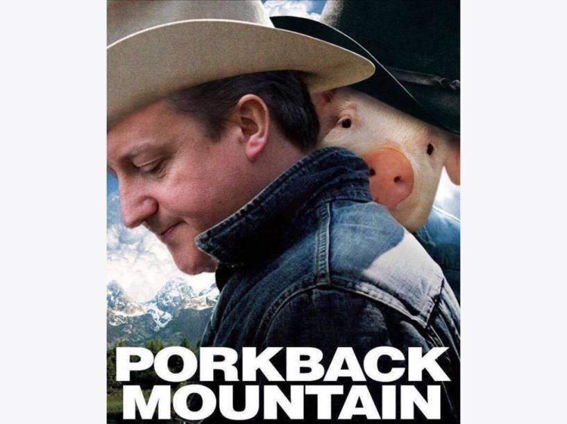 """""""O Segredo de Porkback Mountain"""""""