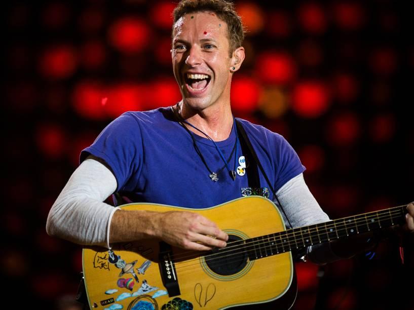 7. A banda Coldplay -<span>US$ 111.5 milhões</span>