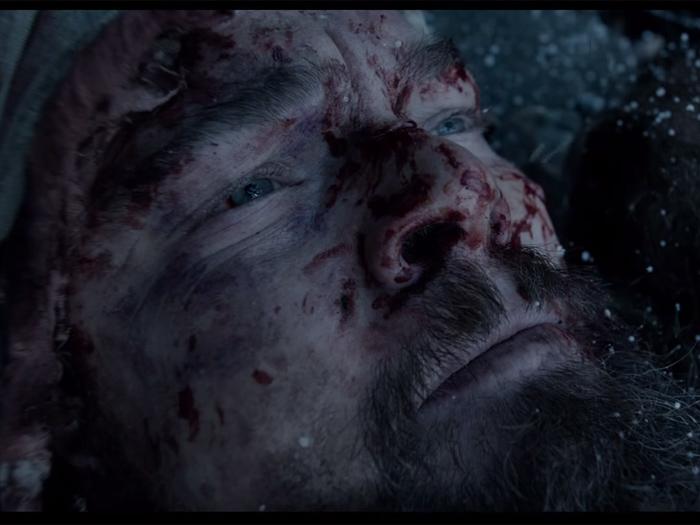 Leonardo DiCaprio em O Regresso, filme que marca o retorno de Iñárritu ao drama