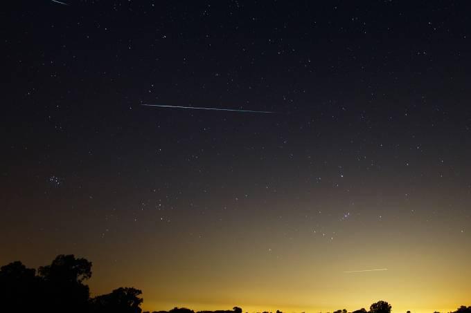 Chuva de meteoros hoje – Chuva de meteoros Orionídeas