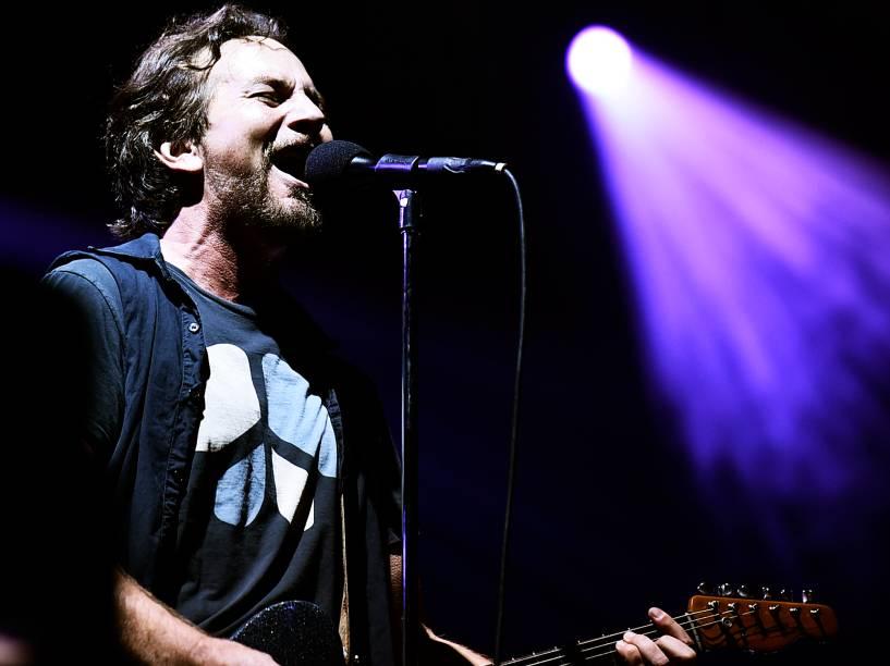 Pearl Jam volta a São Paulo com a turnê de divulgação do álbum Lightning Bolt