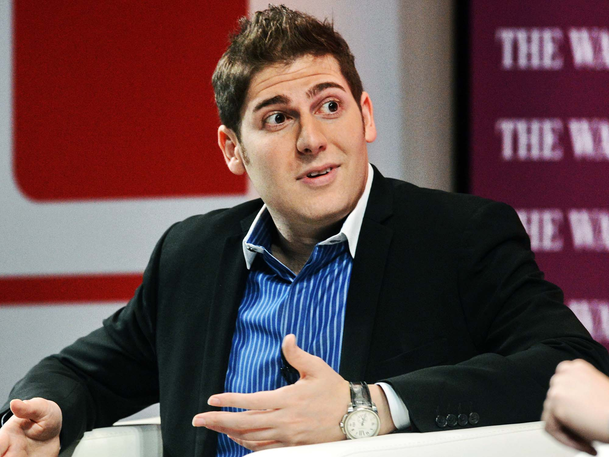 Eduardo Saverin, co-fundador do Facebook