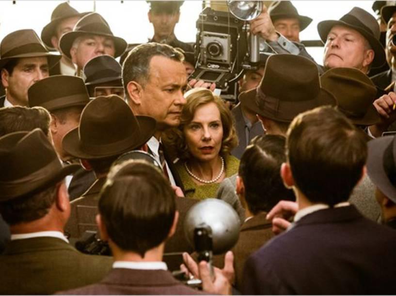 Cena do filme Ponte dos Espiões