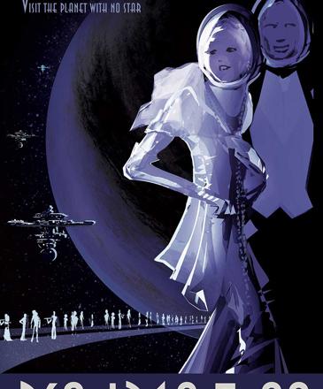"""<p>Descoberto em outubro de 2013, o planeta pertence a uma classe especial, que não orbita em volta de uma estrela, e fica vagando sozinho pelo espaço. """"Onde a noite nunca termina"""". </p>"""