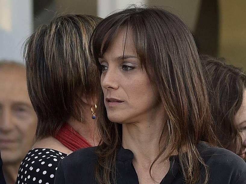 Malena Galmarini, mulher do peronista dissidente Sergio Massa