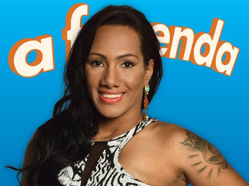 Quelynah Simão foi protagonista do filme Antônia, de Tata Amaral e se destaca no universo do hip-hop