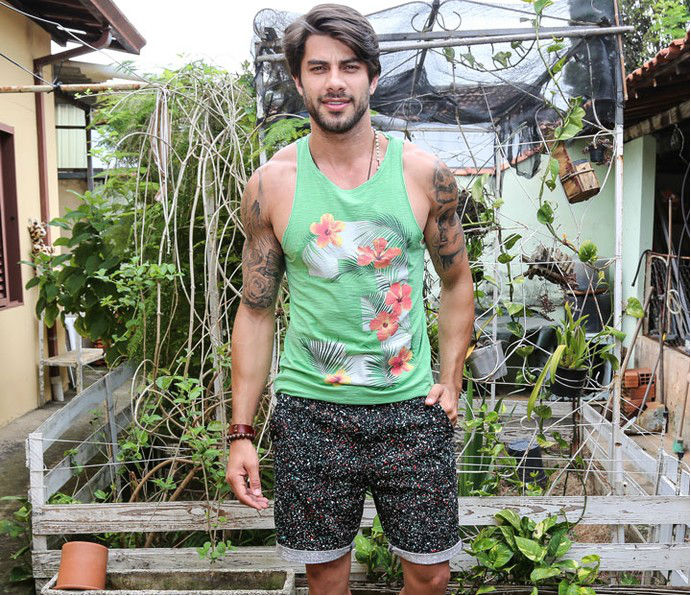 Renan, do BBB16, tem 29 anos e é do interior de São Paulo