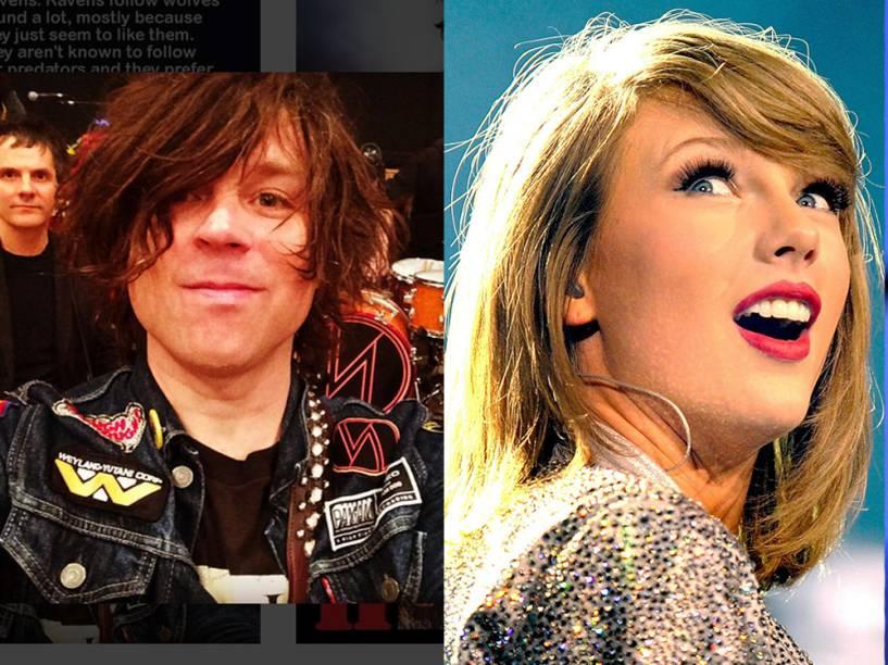 Ryan Adams e Taylor Swift