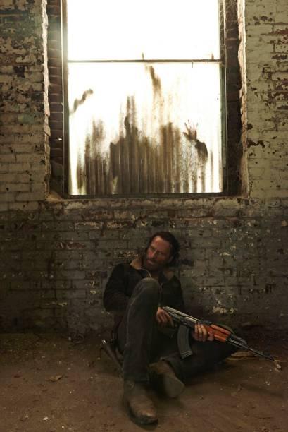 Fotos da quinta temporada de The Walking Dead