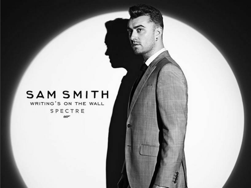 Sam Smith na trilha de 007 Contra Spectre