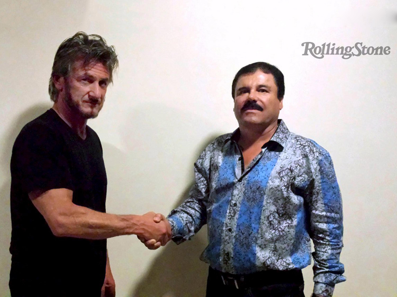 """Sean Penn: """"Minha entrevista com 'El Chapo' foi um fracasso"""""""