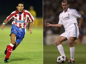 Simeone x Zidane