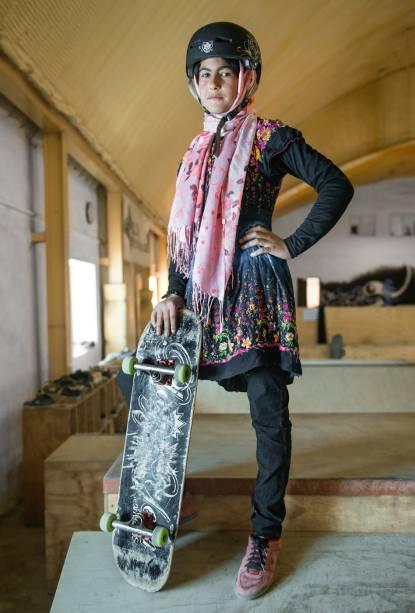 A ONG Skateistan foi fundada em 2007 e hoje dá aulas de skate para mais de 1,2 mil crianças toda semana