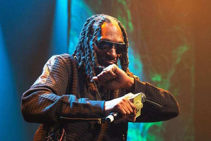 Nascimento do hip-hop – Snoop Dogg