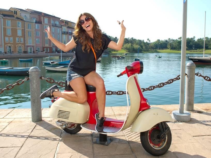 Giovanna Antonelli em S.O.S. Mulheres ao Mar 2