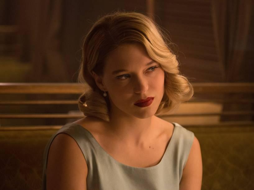 Léa Seydoux em cena do filme 007 contra Spectre