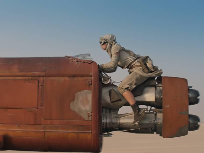 Cena de Star Wars: Episódio VII - O Despertar da Força