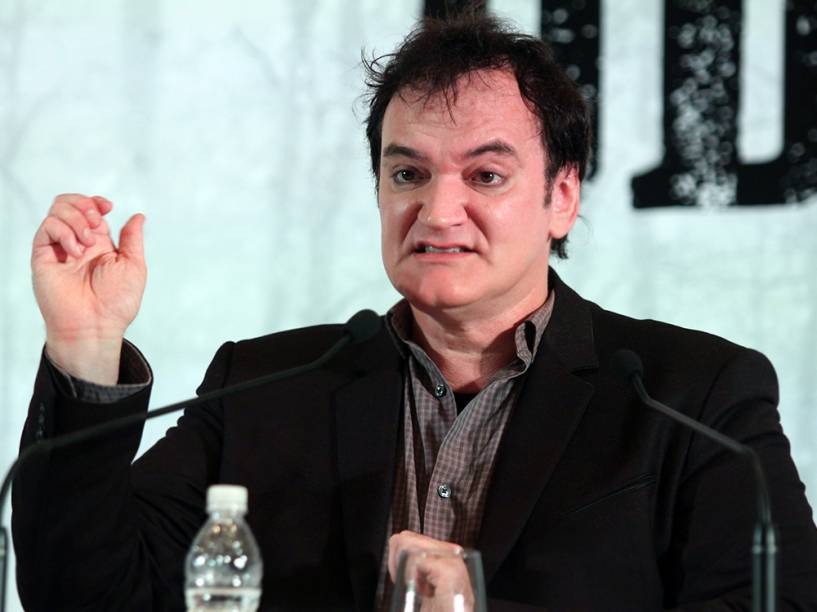 Tarantino lança seu novo filme em São Paulo