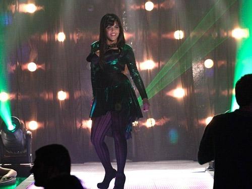Thammy Miranda em cena da novela Salve Jorge