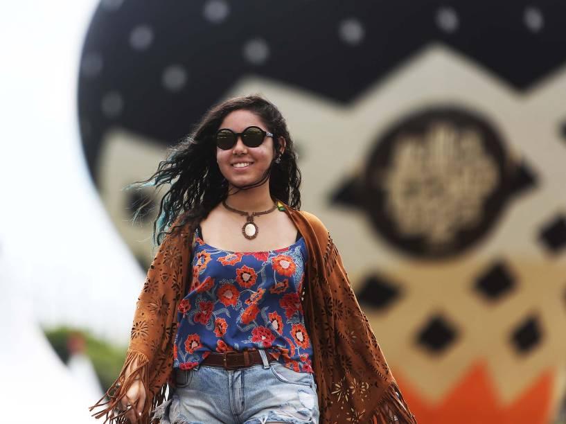 Primeiro dia do Festival Lollapalooza 2016 que ocorre em São Paulo-SP neste sábado (12) no Autódromo de Interlagos Zona Sul da Capital