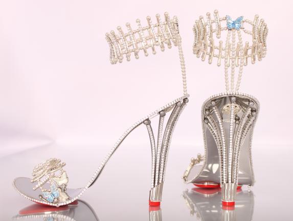 Sapato que custa mais de 1 milhão de reais foi comprado por Beyoncé