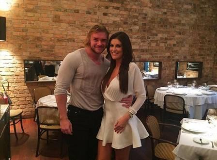 Thor Batista e a namorada, Lunara Campos