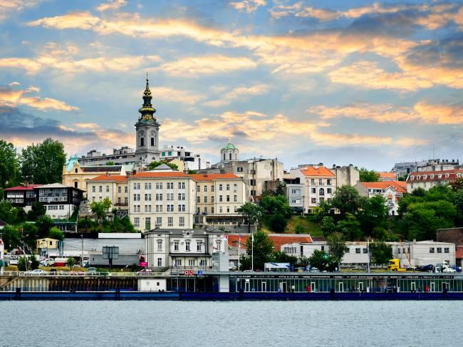 Belgrado, capital da Sérvia
