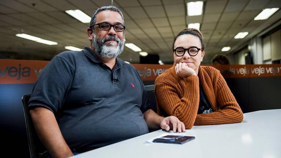 Sérgio Martins e Maria Gadú