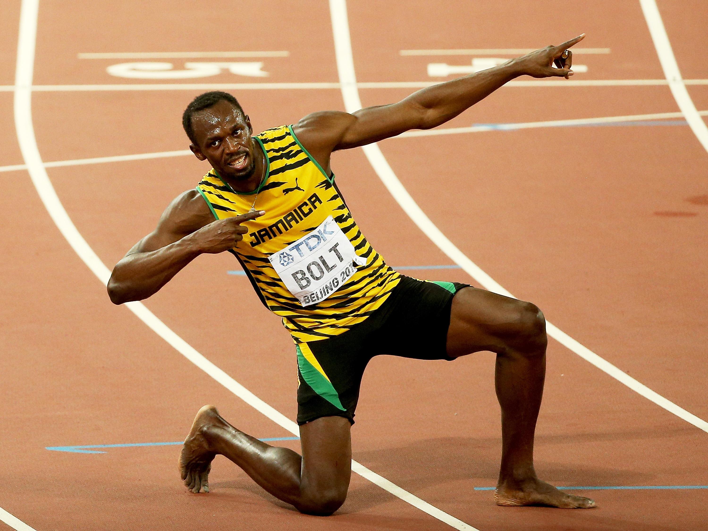 Glen Mills entrenador de Usain Bolt y de otros corredores