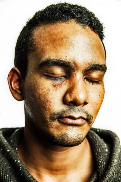 Luis, estudante de Caracas que foi linchado por soldados da Guarda Bolivariana - 07/04/2014