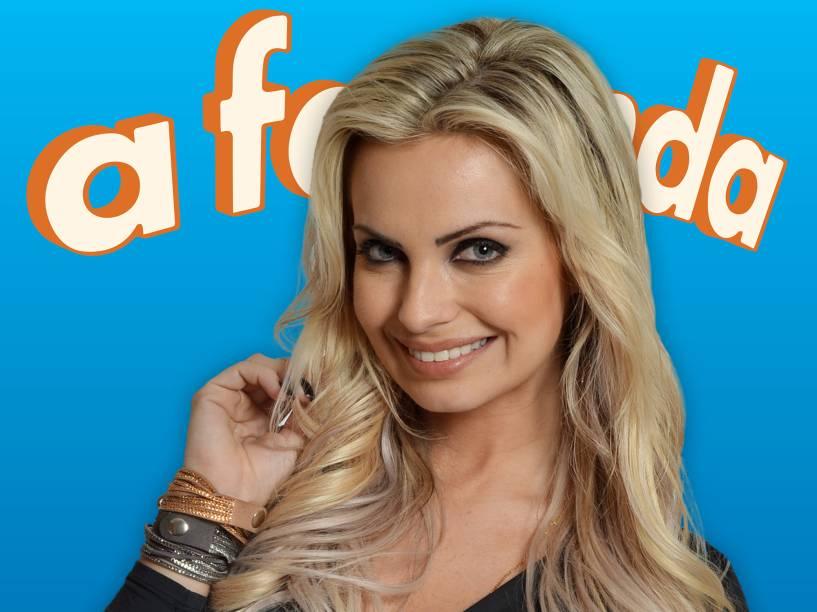 """Veridiana Freitas ficou famosa por ter se envolvido com Enzo Celulari e Ricardo Macchi em um mesmo camarote no Carnaval de 2014. A modelo já foi capa da revista """"Playboy"""""""