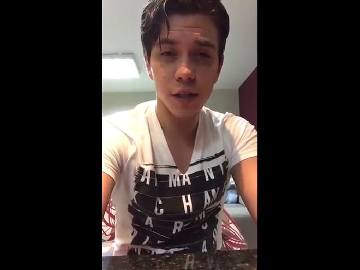 Yago Mendes, filho de Joelma e Chimbinha, em vídeo na internet
